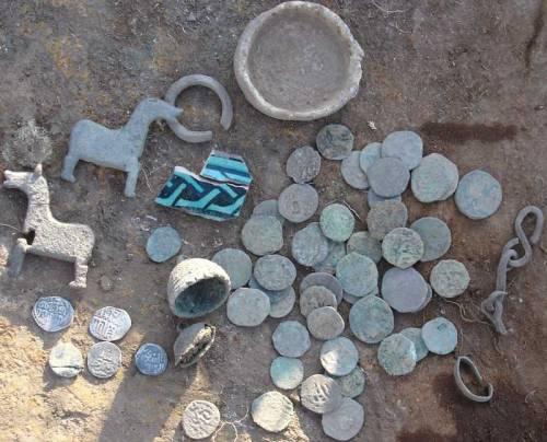 Уникальные археологические открытия на кубани